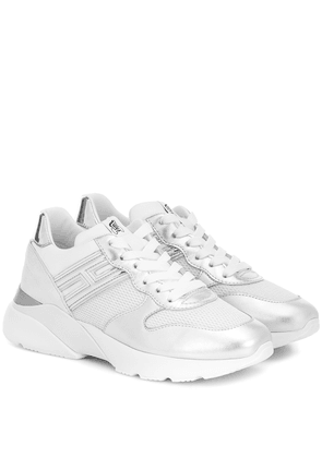 H385 Active One leather sneakers