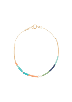 Petite Grand Bohemia anklet - Multicolour