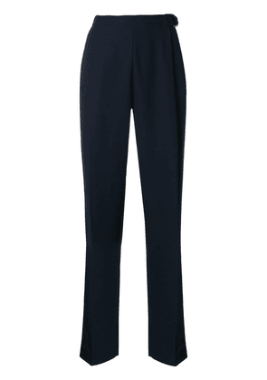 Carven straight trousers - Blue