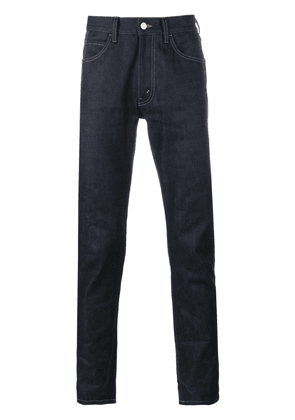 Gucci slim-fit denim jeans - BLUE