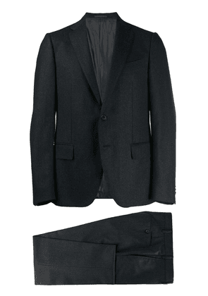 Caruso classic two-piece suit - Grey