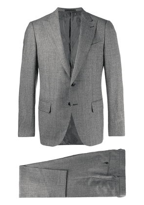 Caruso two piece formal suit - Grey