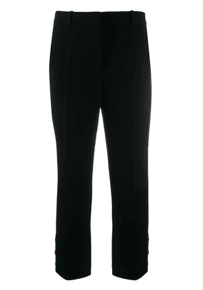 Mulberry cropped trousers - Black