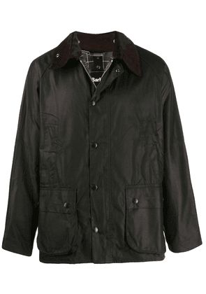 Barbour snap-button jacket - Brown