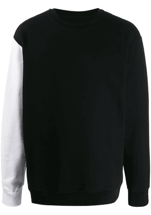 Bruno Bordese Key Hole sweatshirt - Black