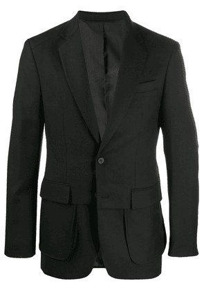 D.Gnak multi-layered blazer - Black