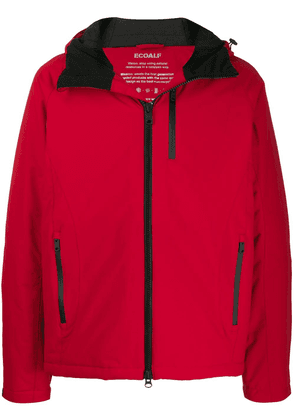 Ecoalf weather wiking jacket - Red