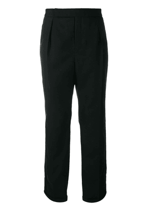 Saint Laurent tailored cropped trousers - Black