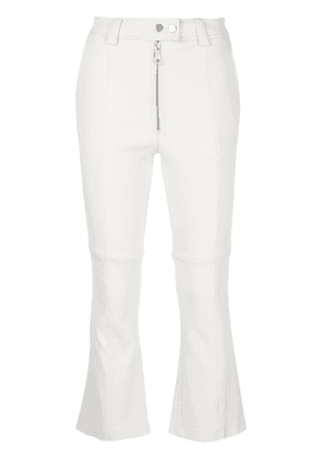 A.L.C. Lucian trousers - White