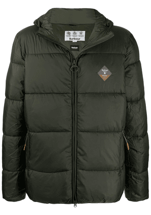 Barbour Beacon Hike quilted jacket - Green