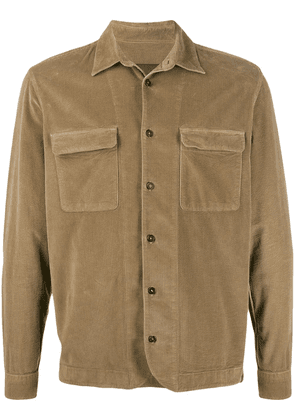 Altea corduroy fitted jacket - Brown