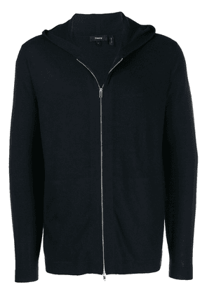 Theory cashmere hoodie - Blue
