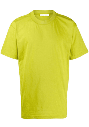 Cmmn Swdn Ridley loose-fit T-shirt - Yellow