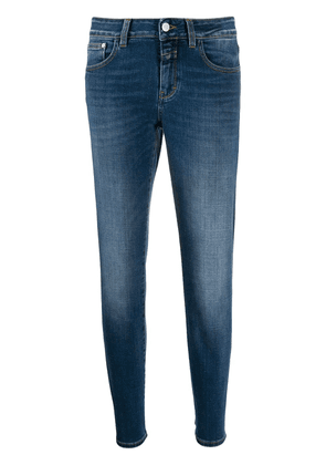 Closed mid-rise skinny jeans - Blue