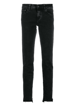 Closed Baker stretch mid-rise jeans - Black