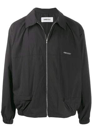 AMBUSH zip coach jacket - Black