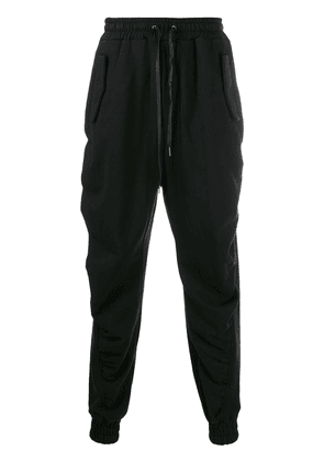 D.Gnak relaxed fit track trousers - Black