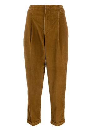 Closed Bay corduroy trousers - Brown