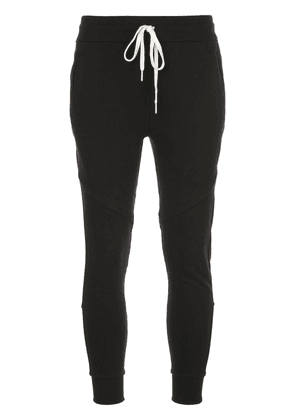 John Elliott Escobar slim-fit track trousers - Black