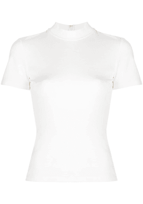 Alexis Bissette fitted top - White