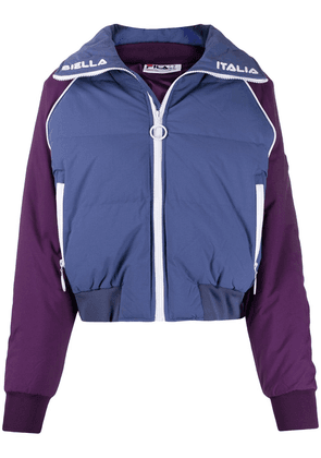 Fila Maiko puffa jacket - PURPLE