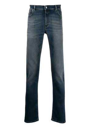 Closed straight leg mid-rise jeans - Blue
