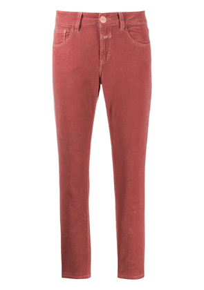 Closed corduroy jeans - PINK