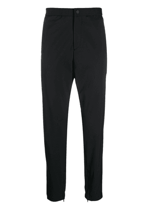 Theory tailored straight leg trousers - Black
