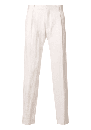 Chalayan tapered trousers - PINK
