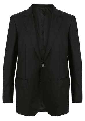 Gieves & Hawkes tailored suit jacket - Black