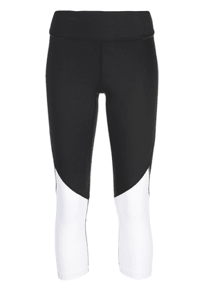 ALALA Captain cropped sports leggings - Black