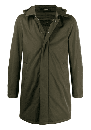 Dell'oglio Marvin hooded coat - Green