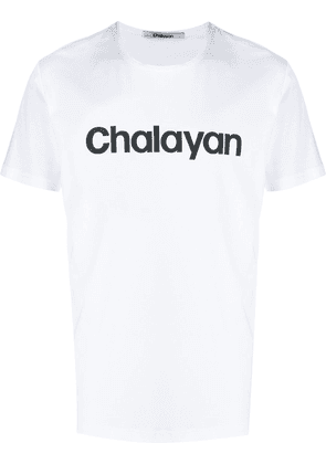 Chalayan branded T-Shirt - White