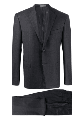 Corneliani fitted two piece suit - Grey