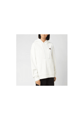 Vivienne Westwood Anglomania Women's Pullover Hoodie - White - S - White
