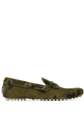 Car Shoe camouflage car shoes - Green