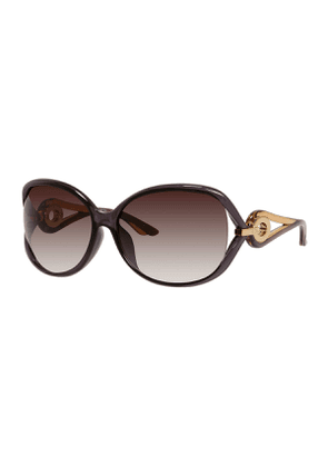 DiorVolute2 Gradient Butterfly Sunglasses