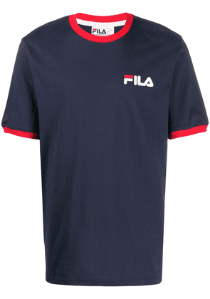 Fila Rosco Ringer T-shirt - Blue