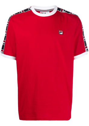 Fila Luca Tape T-shirt - Red