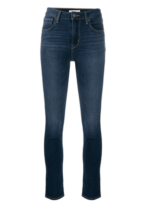 Levi's 721 high-rise skinny jeans - Blue