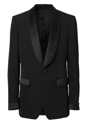 Burberry English Fit tailored jacket - Black