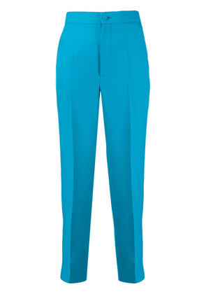 Gucci slim-fit tailored trousers - Blue