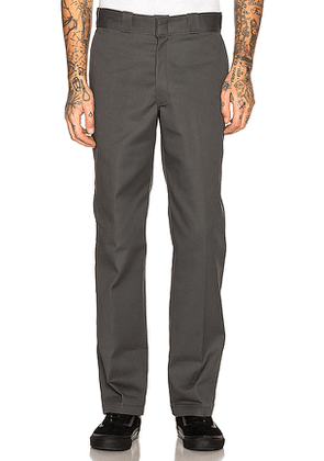 Dickies 874 Work Pant in Charcoal. Size 32x32,33x32,34x32.