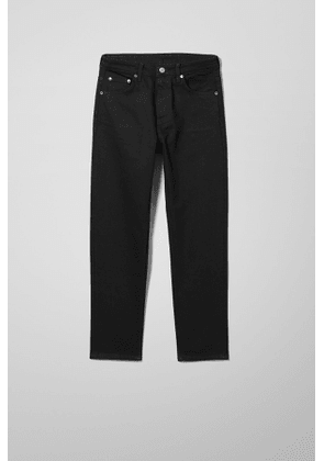 Seattle High Tapered Jeans - Black