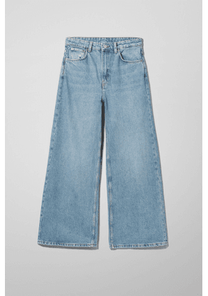Ace High Wide Jeans - Blue