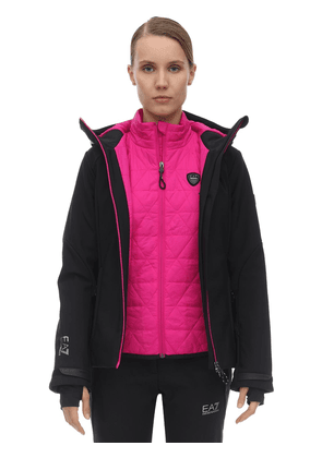 Padded Ski Jacket Vest & Pants