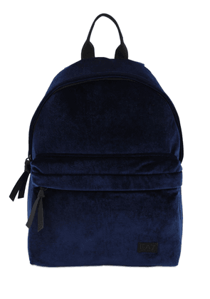 Train Velour Backpack