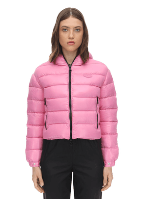 Matar Nylon Down Jacket