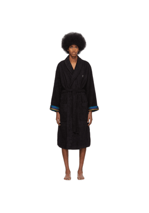 Paul Smith Black Zebra Dressing Gown
