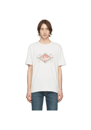 Saint Laurent Off-White Jardin Majorelle T-Shirt